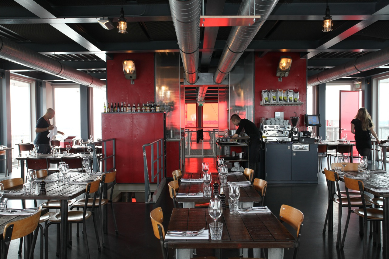 Restaurant rem eiland amsterdam leuke adresjes van yvette for Auto interieur reinigen amsterdam