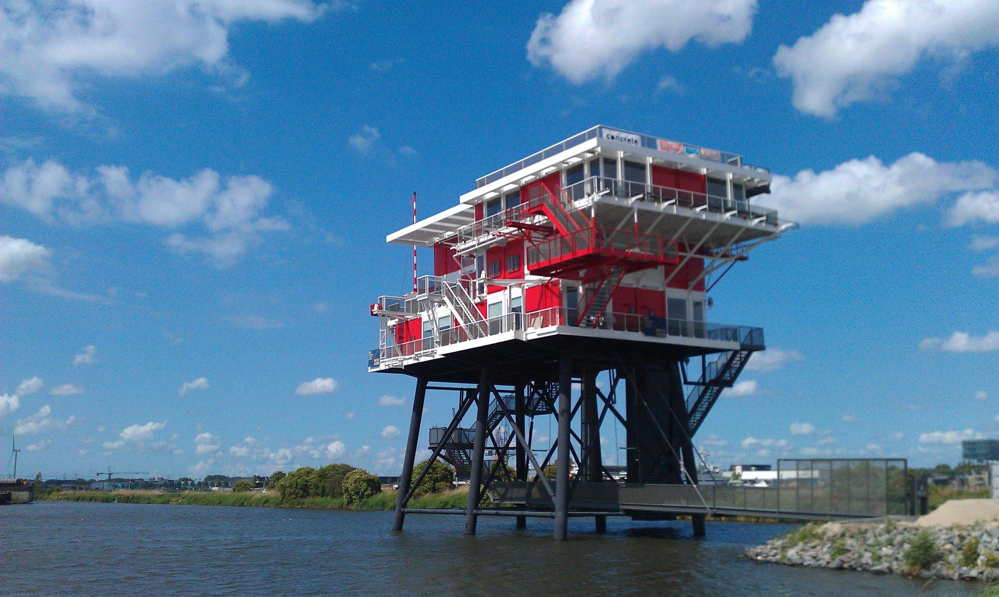 Restaurant rem eiland amsterdam leuke adresjes van yvette for B b amsterdam