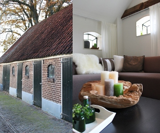 Vakantiehuis Drenthe witholtherhof