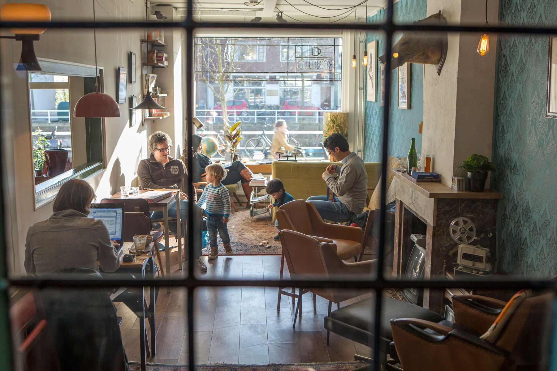 Koffie Leute koffie Utrecht